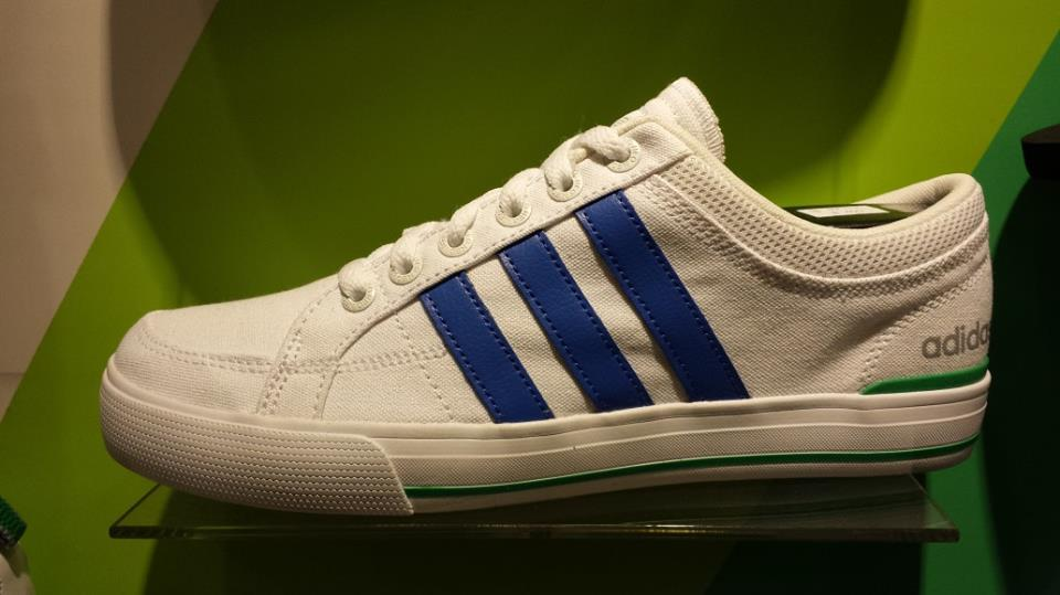 Adidas Neo 3 Stripes Shoes